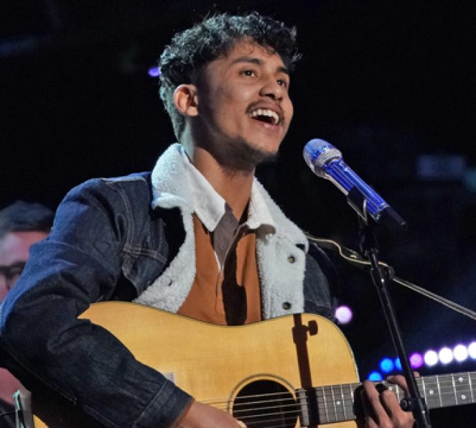 Dibesh from Nepal clinches American Idol first runner-up title