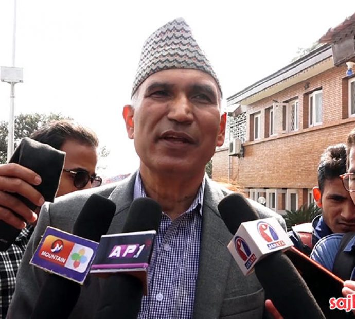 New Speaker thru consensus: NCP leader Poudel