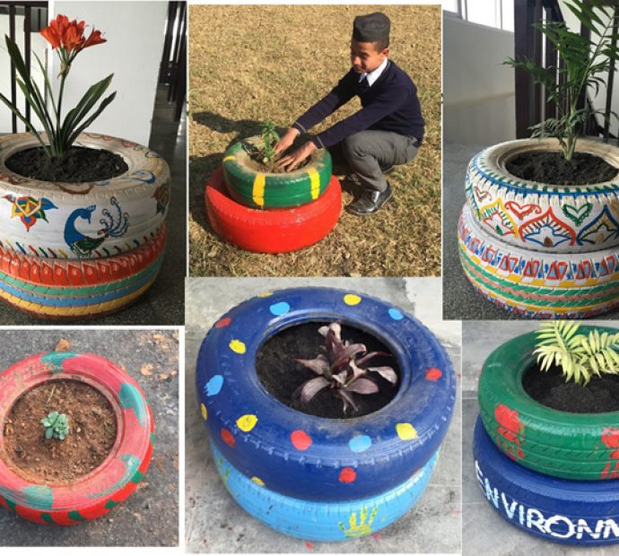 WASTE TYRES AND INNOVATION