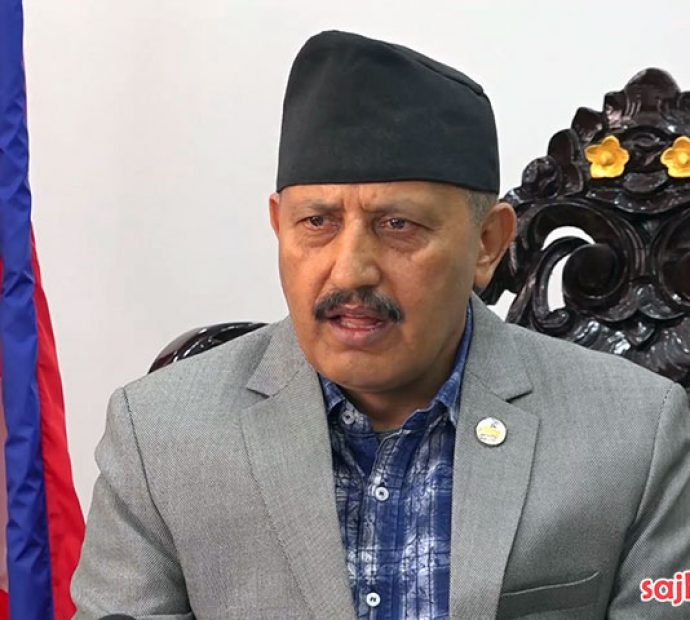 Minister Pokhrel directs secretary to assess state of Nepali students in Australia