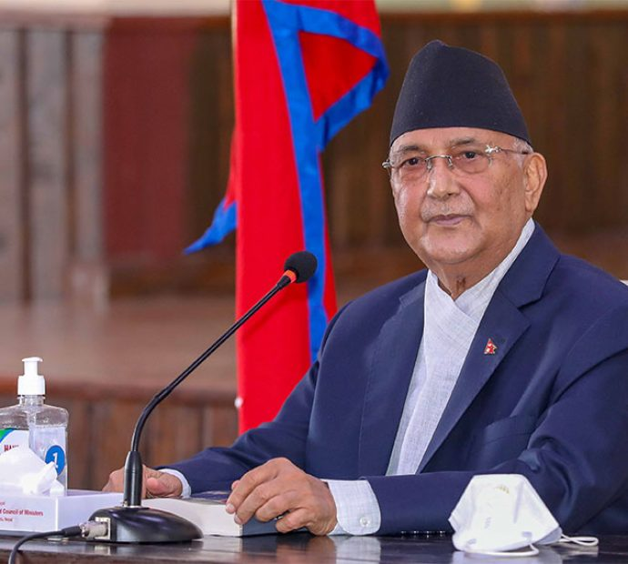 COVID-19 pandemic putting our economies under stress: PM Oli