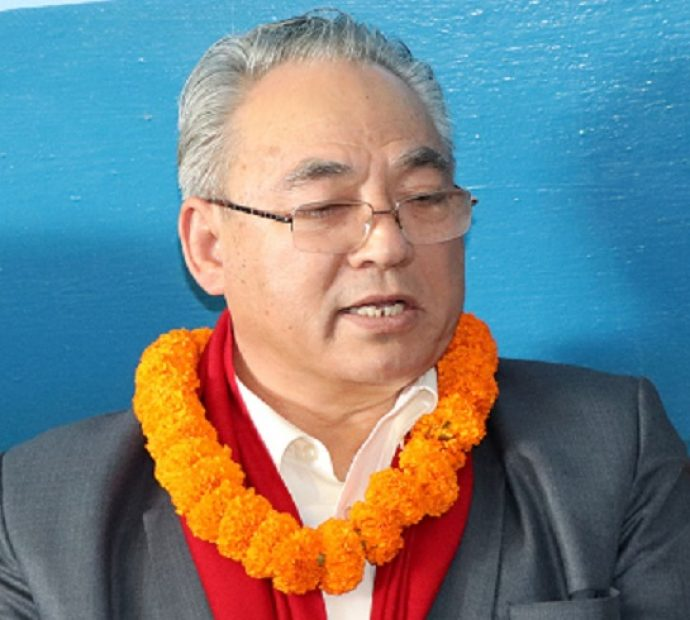 Govt. committed to take back Kalapani: Home Minister Thapa