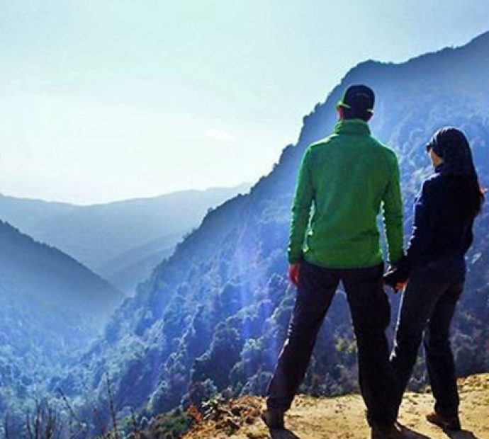 New trekking route, the Maurice Herzog Trail, opens