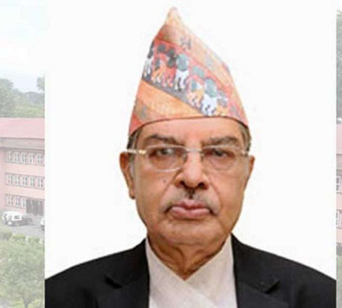 Senior-most Justice Joshi resigns from post