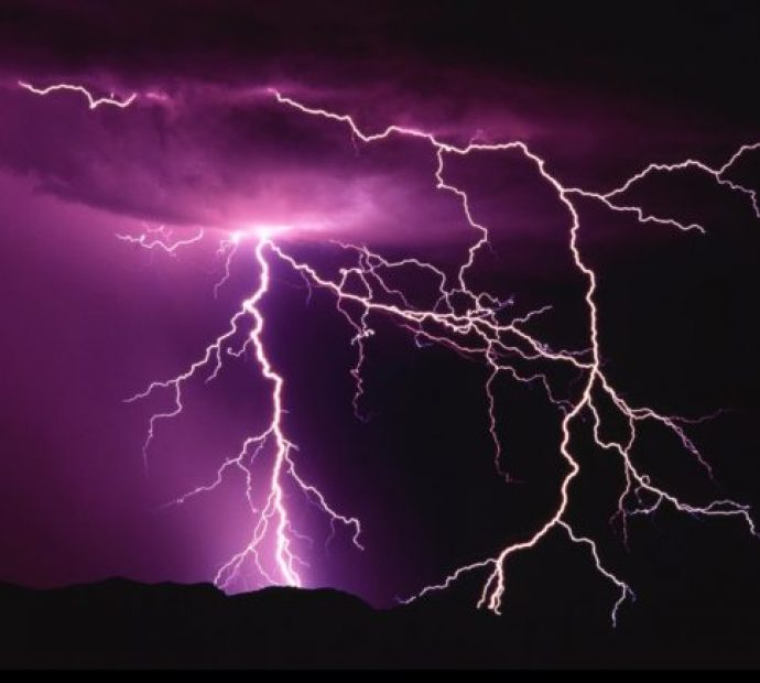 Two killed, 11 injured due to lightning