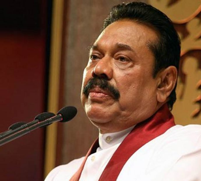 Sri Lanka parliament votes against Rajapakse