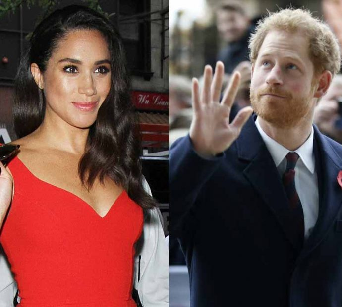 Prince Harry's wife Meghan back in Canada amid royal storm