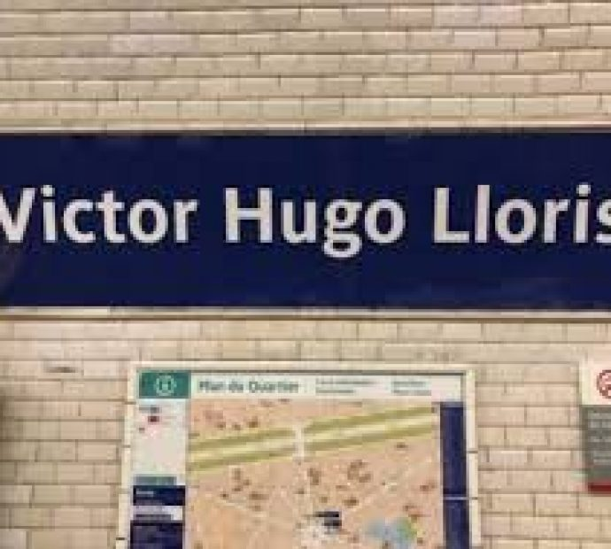 Paris renames metro stations to honour World Cup stars