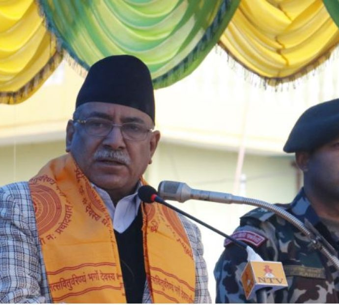 Now time for political clean-up campaign : PM Dahal