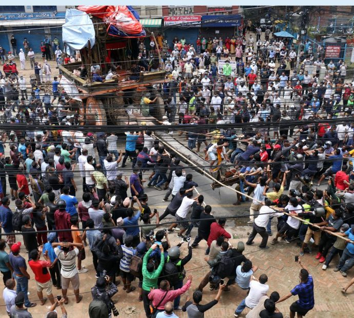 No Bhotojatra festival this time