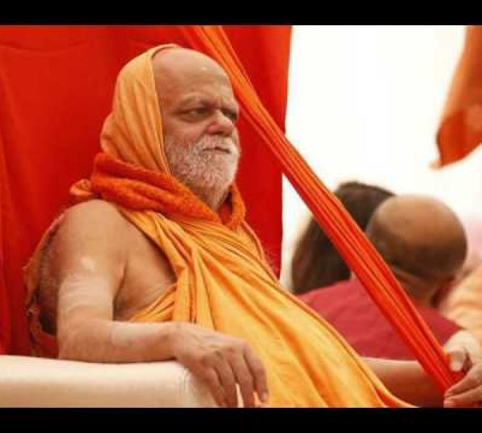 Hindu religion has taught us to behave equally with others: Shankaracharya