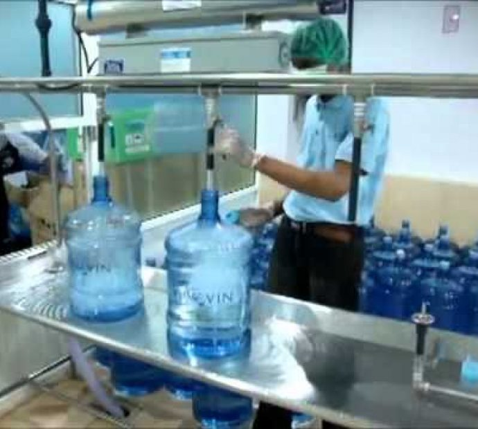 Water supply Corporation to sell bottled water
